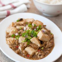 Tofu with Minced Meat Recipe