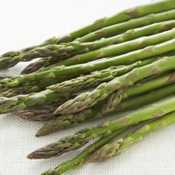 Tofu and Asparagus with Lemongrass Rub
