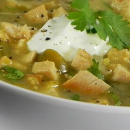 Tomatillo Soup