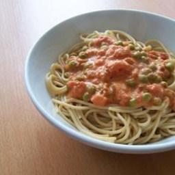Tomato Alfredo