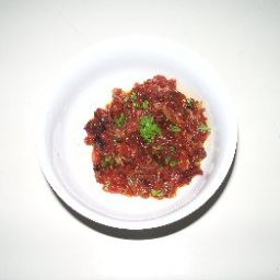 Tomato and Pancetta Sauce