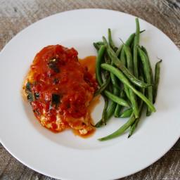 Tomato Basil Chicken