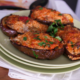 Tomato Beef Eggplants