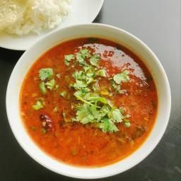 tomato-onion rasam recipe
