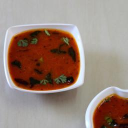 Tomato Rasam Recipe South Indian Style, Tomato Charu Recipe