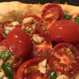 Tomato Tart with Gruyere Cheese Recipe