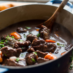 Tom's Crockpot Beef Stew