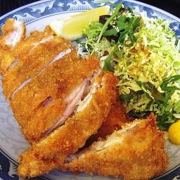 Tonkatsu - (Breaded Pork Cutlets)