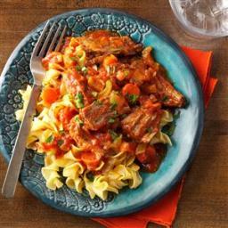 Top-Rated Italian Pot Roast Recipe
