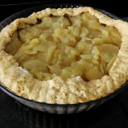 Torta de maçã à moda do Marco