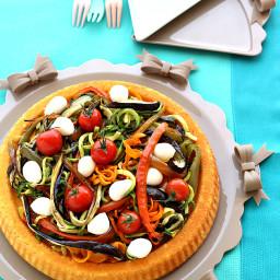 Torta salata di verdure, facile e veloce