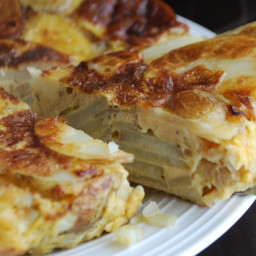 Tortilla a la Espanola