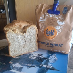Touch of Whole Wheat