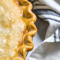 Tourtiere: Traditional Canadian Meat Pie
