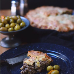 Tourtieres (Canadian Pork Pie) - Low Carb & Gluten Free