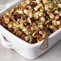 Traditional Basic Bread Stuffing