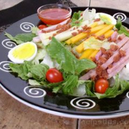 Traditional Chef's Salad Recipe