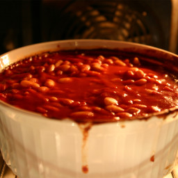Traditional English Baked Beans