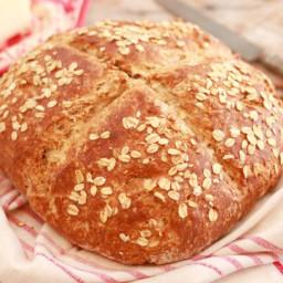 Traditional Irish Soda Bread (Brown Bread)