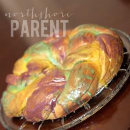 Traditional King Cake Recipe {Like McKenzie's}