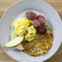 Traditional Polish Breakfast