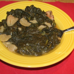 Traditional Southern Greens (Mustard, Turnip or Collards)