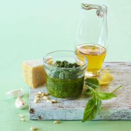 Tried-and-True Basil Pesto