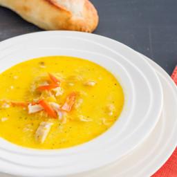 Tripe Soup (Ciorba de Burta)