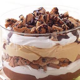 Triple Honey Chocolate Trifle