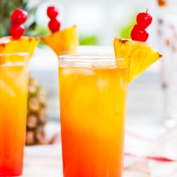 Tropical Mai Tai Cocktail