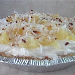 Tropical Sundae Pie