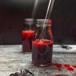 True Blood Vegetable Juice