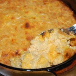 True Southern Baked Macaroni Cheese (Macaroni Pie)
