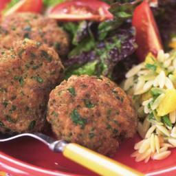 Try Baked Falafel to Skip Calories, Not Flavor