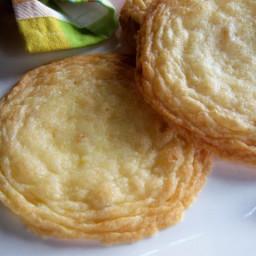 Try Our Crowd-Pleasing Gluten-Free Giant Lemon Ginger Crisp Cookies