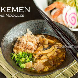 Tsukemen (Dipping Noodles) Recipe