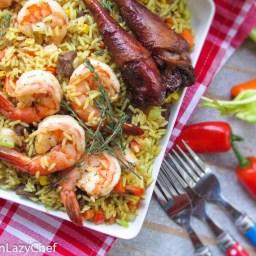 Tumeric Fried Rice