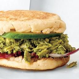 Tuna and Pesto Sandwich