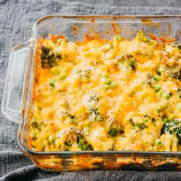 Tuna & Broccoli Casserole
