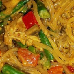 Tuna Casserole with Shirataki Noodles Recipe