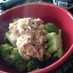 Tuna From Can To Frying Pan