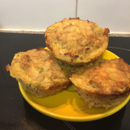 Tuna Muffins (low Carb)