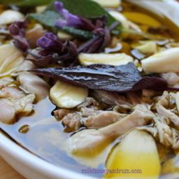 Tuna rabbit Piemonte style