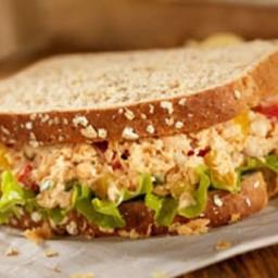 Tuna Salad with Chickpeas