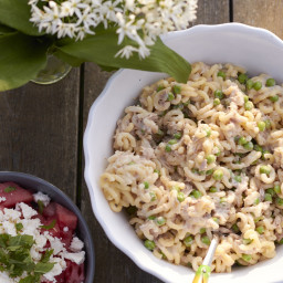 Tunfisch-Nudelsalat
