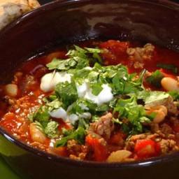 Turkey and Bean Chili