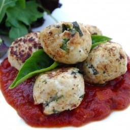 Turkey and Ricotta Meatballs