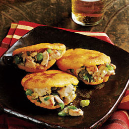 Turkey Arepas