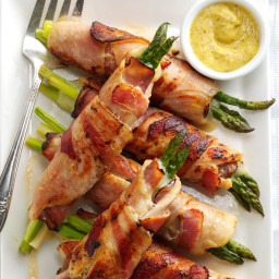 Turkey Club Roulades Recipe