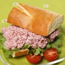 Turkey Ham Salad Spread